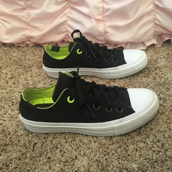 new concept 31126 642de Converse Shoes - Chuck Taylor 2 All Stars   Nike lunarlon Size 6